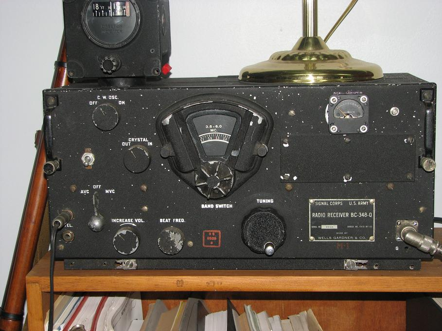 Military radios for ham use